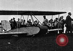 Image of Bavarian Club biplane Germany, 1922, second 11 stock footage video 65675042527