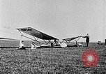 Image of Bavarian Club biplane Germany, 1922, second 50 stock footage video 65675042527