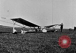 Image of Bavarian Club biplane Germany, 1922, second 51 stock footage video 65675042527