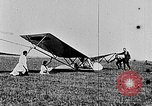 Image of Bavarian Club biplane Germany, 1922, second 52 stock footage video 65675042527