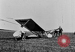 Image of Bavarian Club biplane Germany, 1922, second 53 stock footage video 65675042527