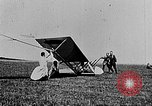 Image of Bavarian Club biplane Germany, 1922, second 54 stock footage video 65675042527