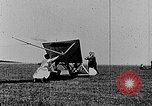Image of Bavarian Club biplane Germany, 1922, second 55 stock footage video 65675042527