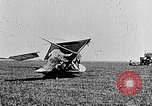 Image of Bavarian Club biplane Germany, 1922, second 56 stock footage video 65675042527