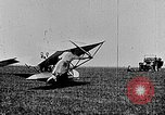 Image of Bavarian Club biplane Germany, 1922, second 57 stock footage video 65675042527