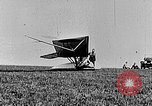 Image of Bavarian Club biplane Germany, 1922, second 58 stock footage video 65675042527