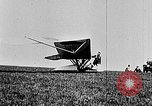 Image of Bavarian Club biplane Germany, 1922, second 59 stock footage video 65675042527
