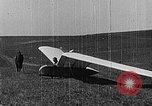 Image of Bavarian Club biplane Germany, 1922, second 62 stock footage video 65675042527