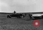 Image of monoplane glider Germany, 1922, second 51 stock footage video 65675042532
