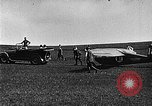 Image of monoplane glider Germany, 1922, second 55 stock footage video 65675042532
