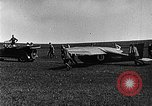 Image of monoplane glider Germany, 1922, second 56 stock footage video 65675042532