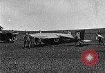 Image of monoplane glider Germany, 1922, second 57 stock footage video 65675042532