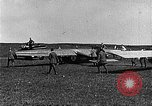 Image of monoplane glider Germany, 1922, second 60 stock footage video 65675042532