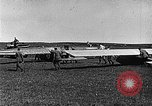 Image of monoplane glider Germany, 1922, second 62 stock footage video 65675042532
