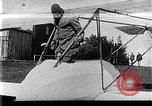 Image of Fokker biplane Germany, 1922, second 7 stock footage video 65675042534