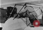 Image of Fokker biplane Germany, 1922, second 14 stock footage video 65675042534