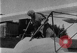 Image of Fokker biplane Germany, 1922, second 15 stock footage video 65675042534
