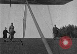 Image of Fokker biplane Germany, 1922, second 61 stock footage video 65675042534