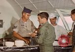 Image of United States airmen Takhli Thailand, 1965, second 33 stock footage video 65675042556
