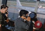 Image of United States KC-135 A aircraft Takhli Thailand, 1965, second 34 stock footage video 65675042562