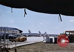 Image of United States KC-135 A aircraft Takhli Thailand, 1965, second 43 stock footage video 65675042562