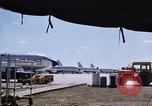 Image of United States KC-135 A aircraft Takhli Thailand, 1965, second 44 stock footage video 65675042562