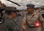 Image of United States HH-43 B helicopter Takhli Thailand, 1966, second 3 stock footage video 65675042566