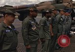 Image of United States HH-43 B helicopter Takhli Thailand, 1966, second 9 stock footage video 65675042566
