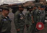 Image of United States HH-43 B helicopter Takhli Thailand, 1966, second 11 stock footage video 65675042566