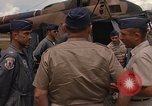 Image of United States HH-43 B helicopter Takhli Thailand, 1966, second 14 stock footage video 65675042566