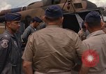 Image of United States HH-43 B helicopter Takhli Thailand, 1966, second 15 stock footage video 65675042566