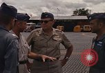 Image of United States HH-43 B helicopter Takhli Thailand, 1966, second 16 stock footage video 65675042566