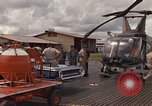 Image of United States HH-43 B helicopter Takhli Thailand, 1966, second 29 stock footage video 65675042566