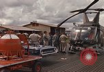 Image of United States HH-43 B helicopter Takhli Thailand, 1966, second 31 stock footage video 65675042566