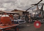 Image of United States HH-43 B helicopter Takhli Thailand, 1966, second 32 stock footage video 65675042566