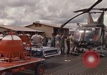 Image of United States HH-43 B helicopter Takhli Thailand, 1966, second 33 stock footage video 65675042566