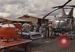 Image of United States HH-43 B helicopter Takhli Thailand, 1966, second 34 stock footage video 65675042566