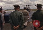Image of United States HH-43 B helicopter Takhli Thailand, 1966, second 51 stock footage video 65675042566