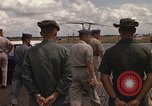 Image of United States HH-43 B helicopter Takhli Thailand, 1966, second 52 stock footage video 65675042566