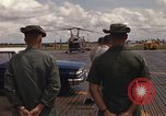 Image of United States HH-43 B helicopter Takhli Thailand, 1966, second 53 stock footage video 65675042566