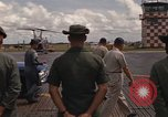Image of United States HH-43 B helicopter Takhli Thailand, 1966, second 54 stock footage video 65675042566
