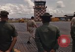 Image of United States HH-43 B helicopter Takhli Thailand, 1966, second 55 stock footage video 65675042566