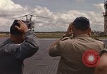 Image of United States HH-43 B helicopter Takhli Thailand, 1966, second 58 stock footage video 65675042566