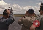 Image of United States HH-43 B helicopter Takhli Thailand, 1966, second 60 stock footage video 65675042566