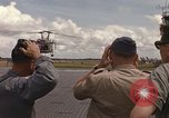 Image of United States HH-43 B helicopter Takhli Thailand, 1966, second 61 stock footage video 65675042566