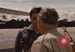 Image of United States F-105d aircraft Takhli Thailand, 1966, second 25 stock footage video 65675042567