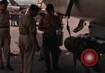 Image of United States F-105d aircraft Takhli Thailand, 1966, second 57 stock footage video 65675042567