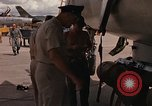 Image of United States F-105d aircraft Takhli Thailand, 1966, second 60 stock footage video 65675042567