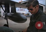 Image of United States F-105 D aircraft Takhli Thailand, 1970, second 31 stock footage video 65675042570