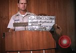 Image of United States Air Force officer Takhli Thailand, 1970, second 4 stock footage video 65675042573